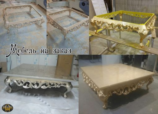 Мебель под старину на заказ